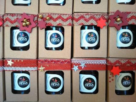 Marmelada ali namaz v darilnem pakiranju