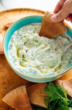 Namaz iz kumaric z jogurtom 330 g (tzatziki)