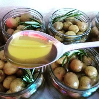 Vložene olive 330 g